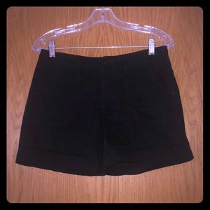 Sanctuary Black Shorts
